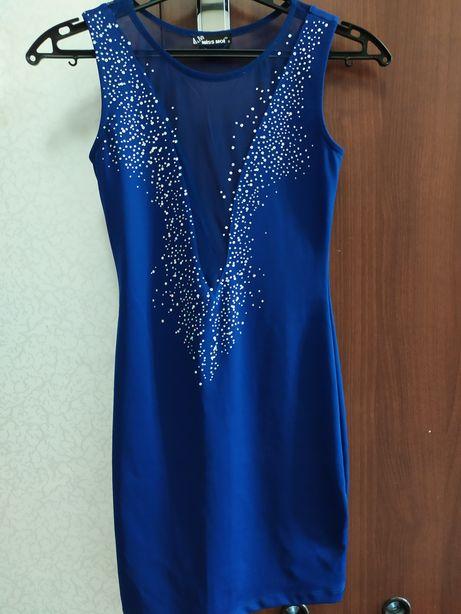 Новогоднее вечернее, шикарное платье, кофточка