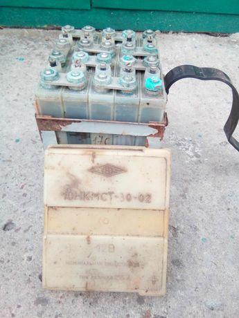 Аккумулятор кислотный,щелочной, б.у, отработанный