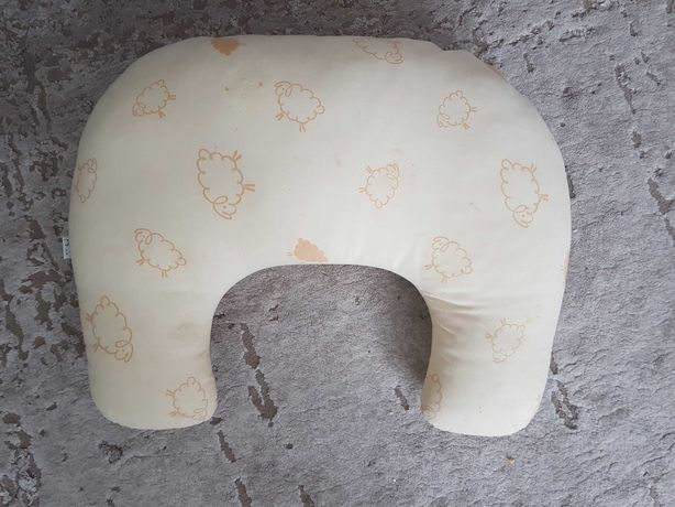 Mata edukacyjna dla niemowlaka + poduszka do karmienia