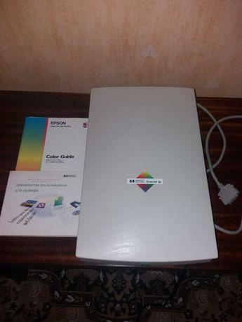 Продам сканер HP ScanJet 5p б/у