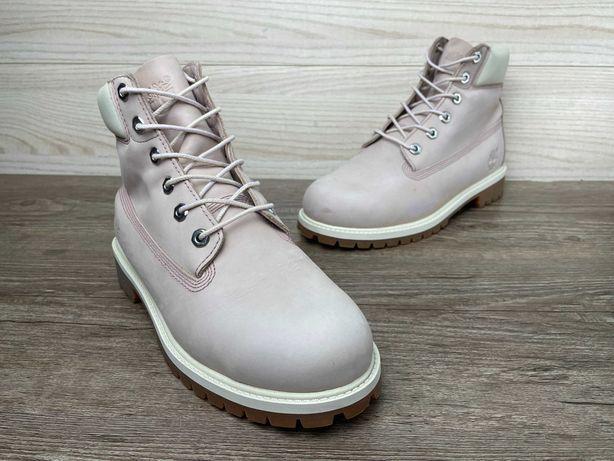Ботинки Timberland 6-IN Premium Waterproof женские розовые 39 Original