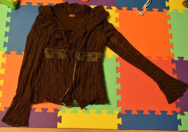 Koronkowa bluzeczka r.38