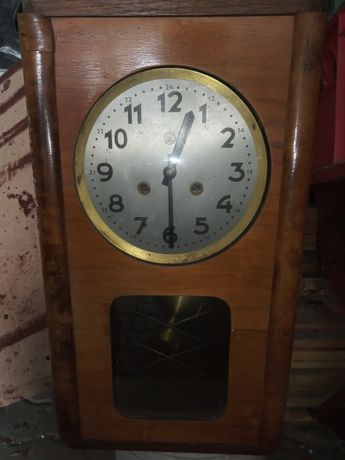 Zegar stary ścienny