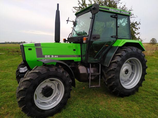 Ciągnik rolniczy Deutz Fahr DX 3.90 100% sprawny Idealny Stan
