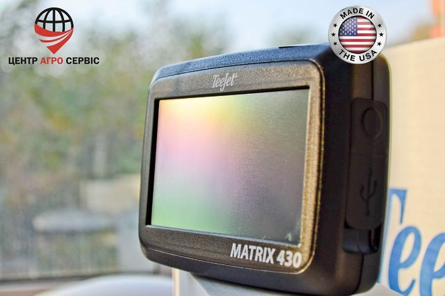 GPS Курсоуказатель Teejet MATRIX 430 система параллельного вождения