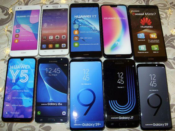 Samsung Galaxy 9 Huawei Y5/ P9 Lite mini