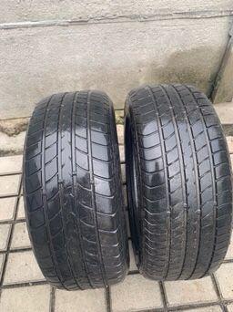 продам пара лето Dunlop 205/55/16
