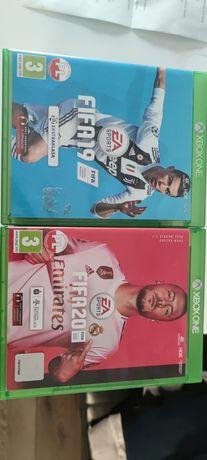 FIFA 19 fifa20 Xbox one stan idealny możliwa zamiana