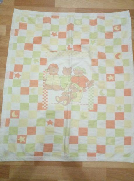 Детское одеяло,одеяльце для малышей