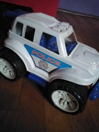 Autko Police dla chłopca