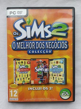 """""""Os Sims 2 O melhor dos negócios"""" Coleção"""