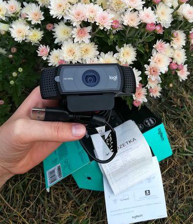 Веб-камера Logitech Webcam HD Pro C920 (960-001055)
