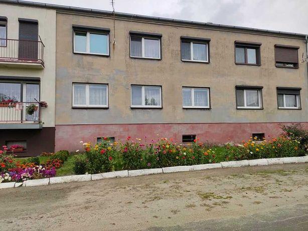 Mieszkanie 4 pokojowe na parterze