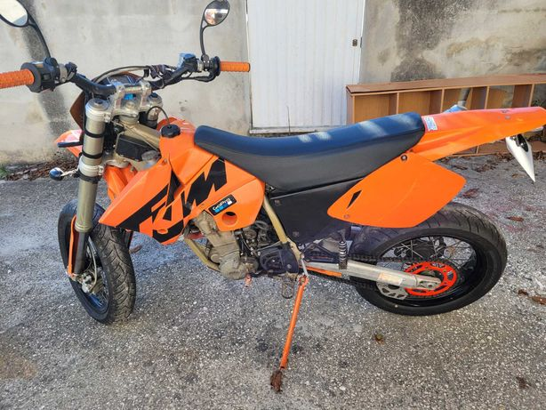 KTM 450 EXC 2002