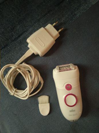 Depiladora Elétrica Braun 5Epil