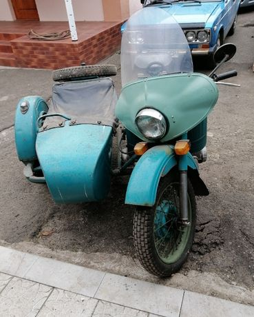 Мотоцикл Урал в гарному стані