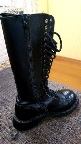 Ботинки STEEL.(rock* style)