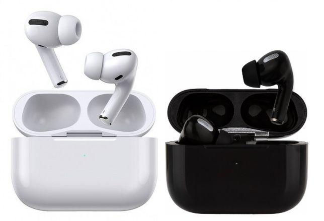 Безпровідні наушники AirPods Pro, наушники для айфона и андроид