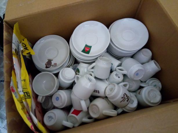 Chávenas coleção