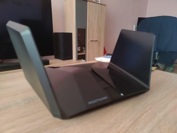 Роутер Netgear RAXE500 с Wi-Fi 6E и 6 ГГц. На 2.5 гигабит и 2xUSB 3.0