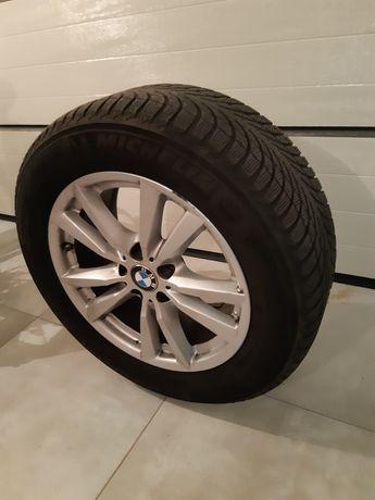 Opony zimowe Michelin latitude alpain BMW R18 225/55