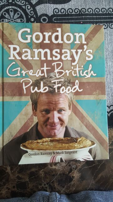 Gordon Ramsay Great British Pub Food
