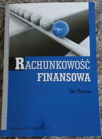 Rachunkowość finansowa, Jan Turyna