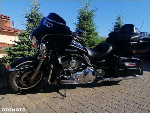Harley-Davidson Electra Glide FLHTK Ultra Limited 2014