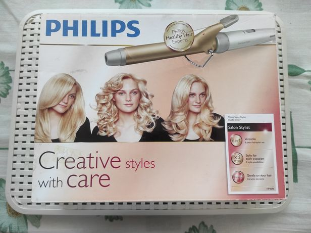 Philips lokówka do włosów