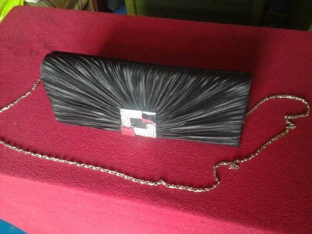 сумочка маленькая черная