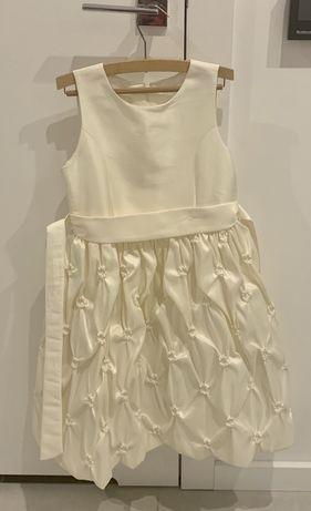 Sukienka dla Twojej Ksieżniczki - Elegancka r. 146/152