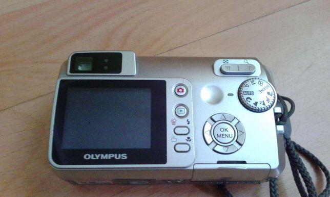 Aparat fotograficzny cyfrowy OLYMPUS D-595