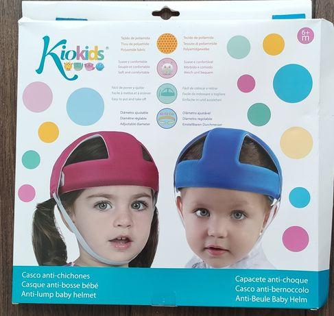 Protector cabeça bebé / capacete anti-choque