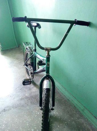 Продам велосипед (рама от bmx).