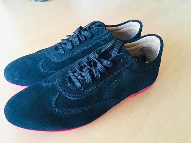 Sapatos Sparco Fashion IMOLA GPC Preto