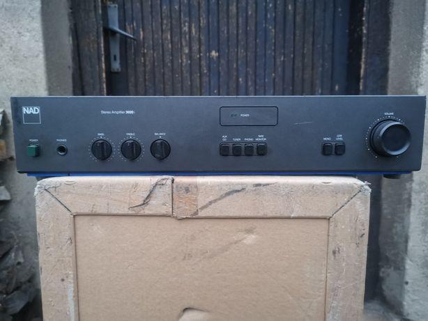 Legendarny wzmacniacz NAD 3020i audiofilski