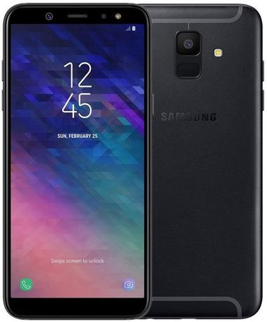 !!!NOWY!!! Samsung Galaxy A6 2018 black 32GB !plomby!