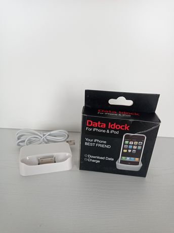 Stacja dokująca iPhone iPad 3GS/3G/nano/classic/touch/video Ładowarka