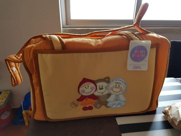 Malas de maternidade várias colecções