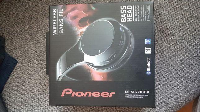 Słuchawki Pioneer SE-MJ771BT-K