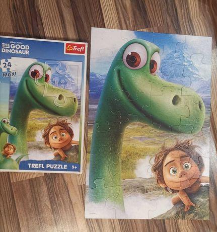Puzzle Dobry dinozaur Disney