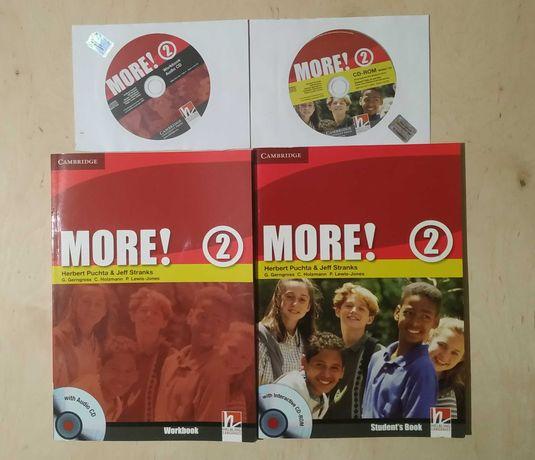 """Учебник по английскому """"More! 2"""""""
