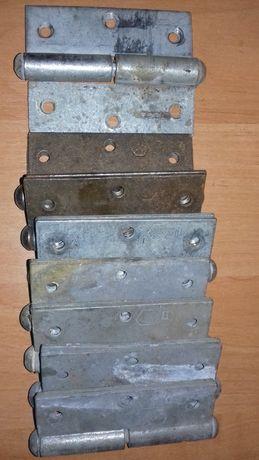 Петли на деревянные  двери 7шт