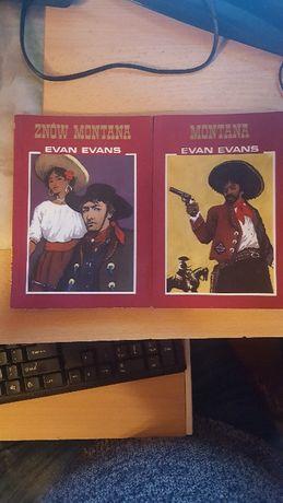 E. Evans -Montana + Znów montana (western )