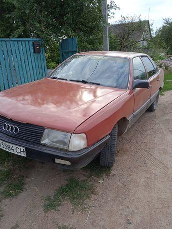 Срочно продам Audi100