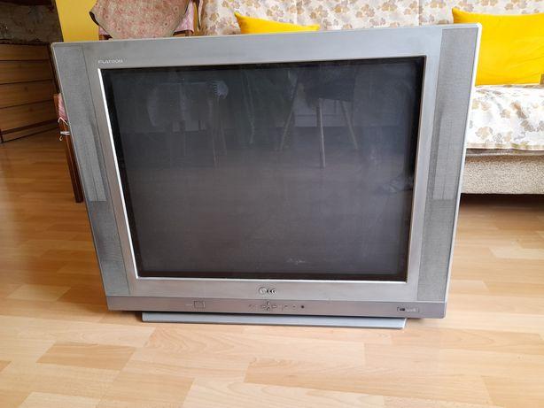 Telewizor LG ze stolikiem
