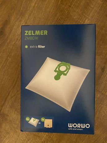 Worki do odkurzacza PERFECT BAG ZMBO1K Zelmer Fakir