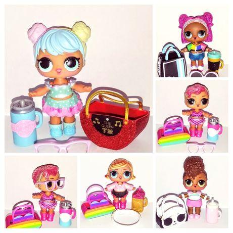 Кукла и одежда MGA LOL. Оригинал .