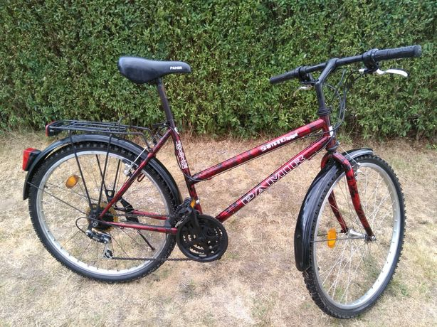 Rower Unibike Pamir