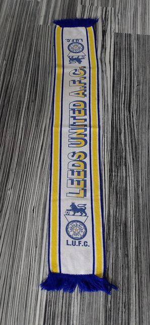 Leeds United lata 90-te szalik